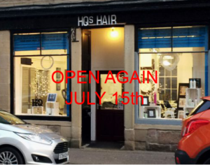 Permalink to:About HQs hair Cowgate Dundee